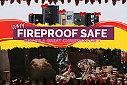 Fireproof Safe Tips for A Unique Christmas Present