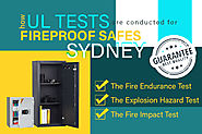 Safes Sydney Quality Test Guide: How UL Tests are Conducted