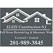 Elezi Construction NJ - Roofing, Chimney, Masonry Services