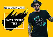 Buy Travel T Shirts Online India | Best Travel T Shirts for Men & Women