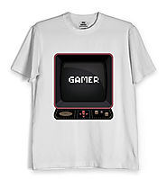 Buy Gaming T Shirts Online | Best Gaming T Shirt India