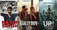 Top 10 bollywood movies 2019 | Bollybox.online