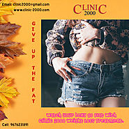 Flatten your Belly with Clinic 2000 Weight Loss Treatment - Clinic 2000