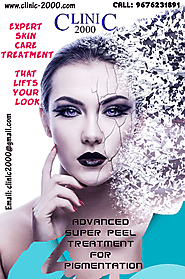 Expert Skin Care Treatment THAT LIFTS YOUR LOOK - Clinic 2000