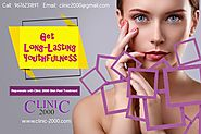Get Long Lasting Youthfulness - Clinic 2000