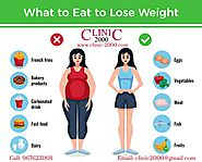 What to Eat to Lose Weight - Clinic 2000