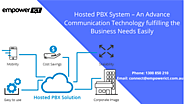 Hosted PBX System – An Advance Communication Technology fulfilling the Business Needs Easily