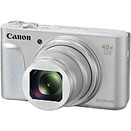 Buy Canon PowerShot SX730 HS Silver In UK