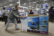 Get a best online shopping experience with Black Friday LCD TV