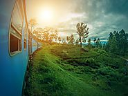 Sri Lankan Train Journeys - I | Quo Vadis Travel