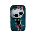 Little Miss Death - Hallowen Beauty Blackberry Bold Case from Zazzle.com