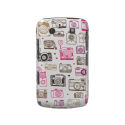 Toy photo lomo camera pattern blackberry bold cover from Zazzle.com