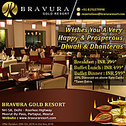 DIWALI SPECIAL OFFER: GET 10% OFF ON BREAKFAST, BUFFET LUNCH AND BUFFET DINNER