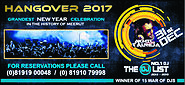 GRANDEST NEW YEAR CELEBRATION (HANGOVER - 2017)