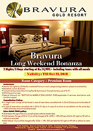 Bravura Long Weekend Bonanza
