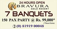 AC Banquet Halls, Party Halls and Garden Banquets in Meerut