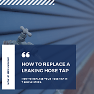 How To Replace Your Leaking Hose Tap | #7 Step Guide