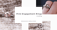 Trending: Pink Stone Engagement Rings | Bejouled Style Blog