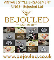 Vintage Style Rings Uk | Here at Bejouled Jewellery Glasgow,… | Flickr