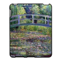 The Water Lilly Pond by Claude Monet iPad Cases from Zazzle.com