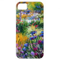 Claude Monet: Iris Garden by Giverny iPhone 5 Covers from Zazzle.com
