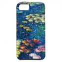Claude Monet: Water Lilies 3 iPhone 5 Covers from Zazzle.com
