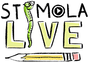 Stimola Live – Live Author Events presented by Stimola Literary Studio