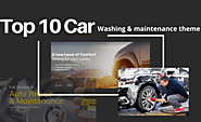 Top 10 car washing & maintenance theme - Electronthemes