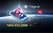 Missed Call Service Provider in India - VAgent by Minavo Telecom Networks