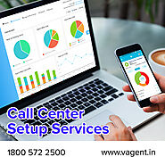 Call Center Solution | Call Center Software | VAgent by Minavo | 1800-572-2500