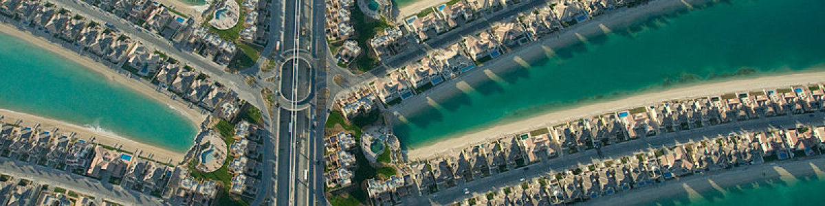 Headline for Fun Facts about Palm Jumeirah – The man-made miracle of Dubai