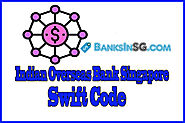 Indian Overseas Bank Singapore Swift Code » BanksinSG.COM