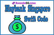 Maybank Singapore Swift Code » BanksinSG.COM