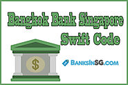Bangkok Bank Singapore Swift Code » BanksinSG.COM
