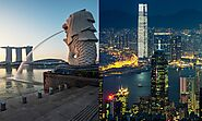 Which Country is Better For Travel, Singapore or Hong Kong?