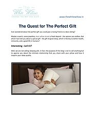 The Quest for The Perfect Gift