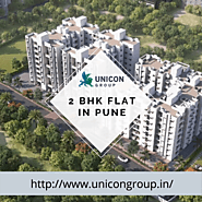 Buy Luxury and Affordable 2 BHK Flats in Pune