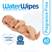 WaterWipes Unscented Baby Wipes | Best Sensitive Skin Baby Wipes
