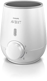 Philips Avent Fast Baby Bottle Warmer | BPA free Best Baby Bottle Warmer