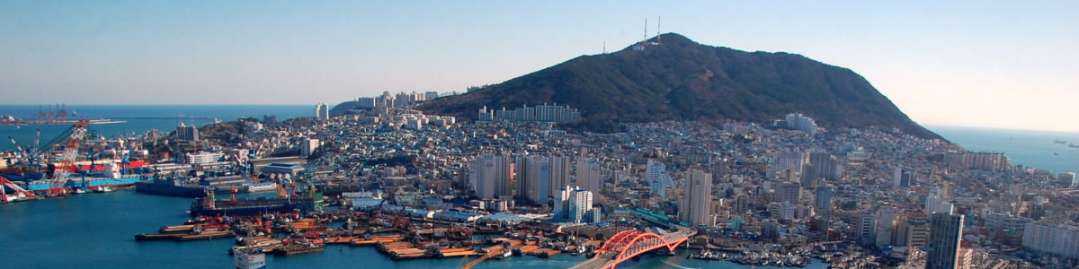 Headline for 5 wonderful things to do in Busan- Get busy in Busan!