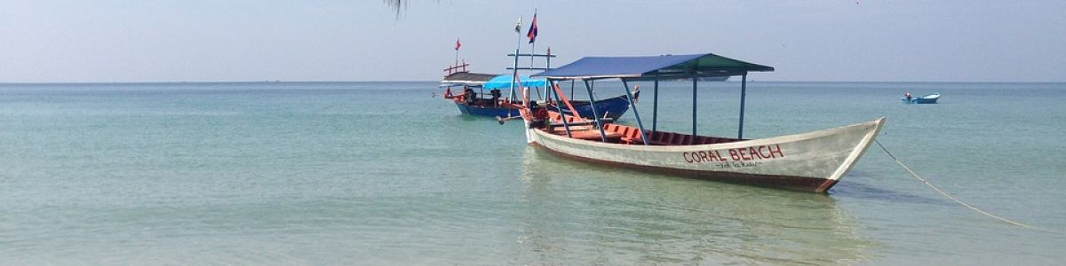Headline for Top 6 beaches to visit in Cambodia – The coastal charm of Cambodia