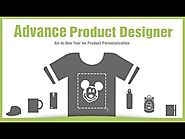 Advance Product Designer Magento Extension - Frontend by Biztech
