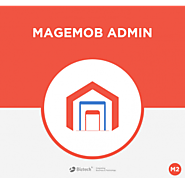 MageMob Admin Extension, Magento 2 Ecommerce Store Manager Mobile App
