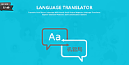 Translate Your Store's Language With Handy Multi-lingual Magento Language Translator