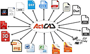 Best DXF Viewer - Advantages of ActCAD DXF Viewer & Editor