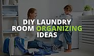DIY Laundry Room Organizing: Creative Ideas to Save Space in Your Laundry Room