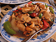 9. Cashew Chicken
