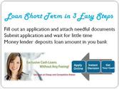 Short Small Loans- Perfect Fiscal Support to Meet Small Desires