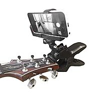 Guitar headstock camera mount | Guitarmetrics – guitarmetrics