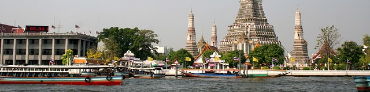 Headline for Top temples to visit in Bangkok - The ultimate five!